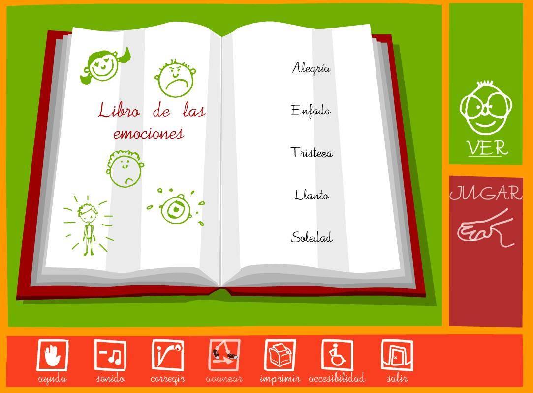 libro de las emociones